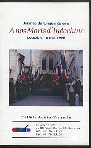 Cassette A nos morts Indochine