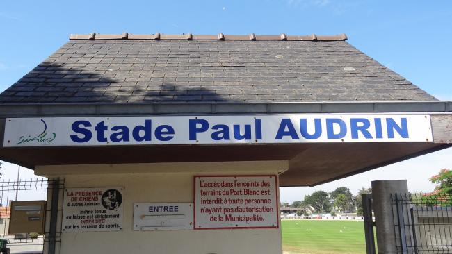 Stade AUDRIN Paul Entree